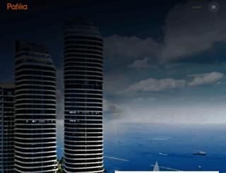 pafilia.com screenshot