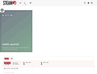 pagalpost.com screenshot