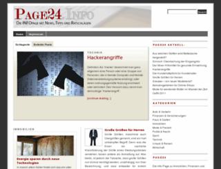 page24.info screenshot