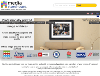 page3.mediastorehouse.com screenshot