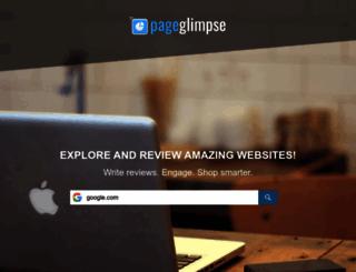 pageglimpse.com screenshot