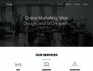 pagelink.com screenshot