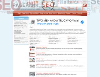 pagerank.net.pl screenshot