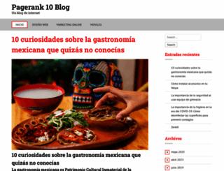 pagerankgo.com screenshot