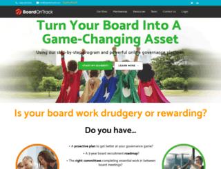 pages.boardontrack.com screenshot