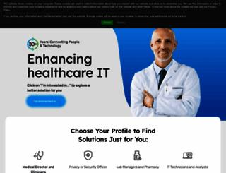 pages.iatric.com screenshot
