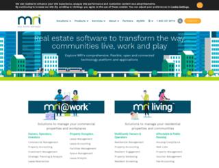 pages.mrisoftware.com screenshot