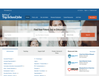 pages.topschooljobs.org screenshot