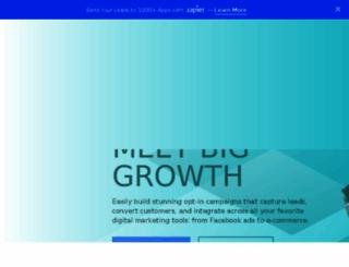 pagesdmc.leadpages.net screenshot