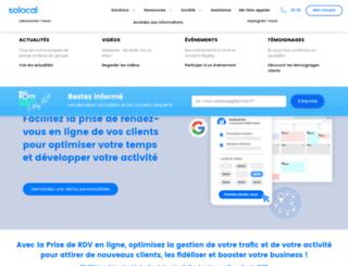 pagesjaunesdoc.fr screenshot