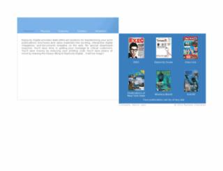 pagician.com screenshot