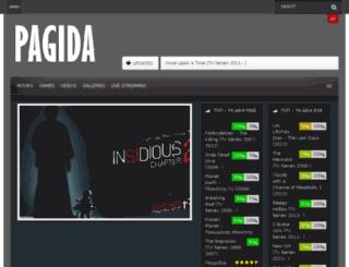 pagida.gr screenshot