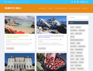 paginablog.nl screenshot