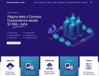 paginaswebinstantaneas.com screenshot