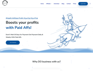 paidaffs.com screenshot