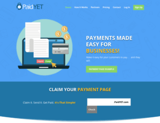 paidyet.com screenshot