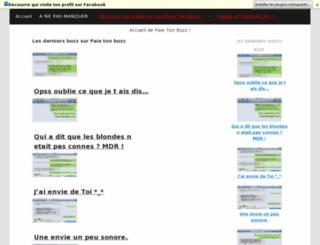 paietonbuzz.com screenshot