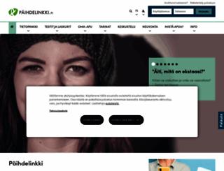 paihdelinkki.fi screenshot