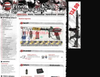 paintball-trgovina.com screenshot