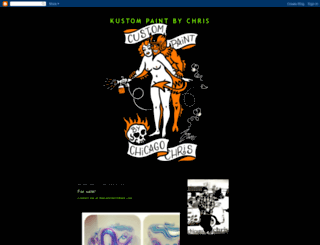 paintbychris.blogspot.com screenshot