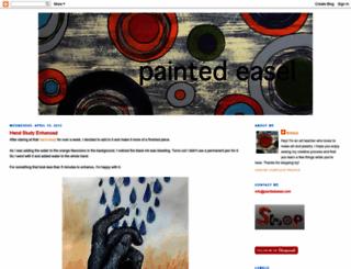 paintedeasel.blogspot.com screenshot