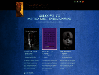 paintedsaint.wpengine.com screenshot