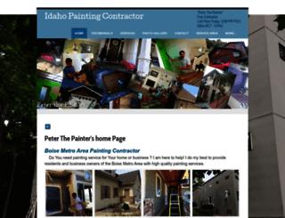 paintingcontractor.biz screenshot