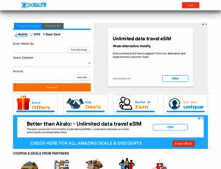 paisafill.com screenshot
