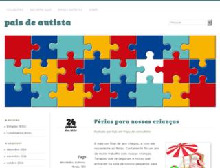 paisdeautista.com.br screenshot