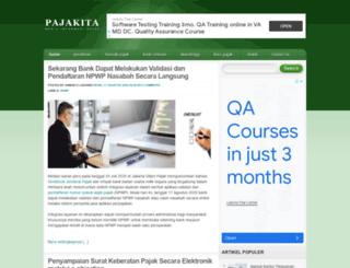 pajakita.blogspot.com screenshot