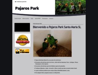 pajarospark.com screenshot