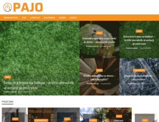 pajo.pl screenshot