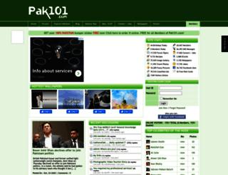 pak101.com screenshot