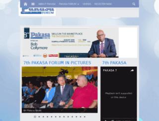 pakasa.co.ug screenshot