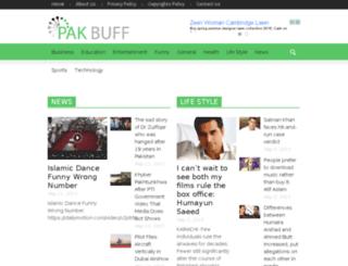 pakbuff.com screenshot