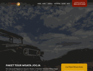 paketwisatajogja.net screenshot
