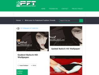 pakfashiontrends.com screenshot