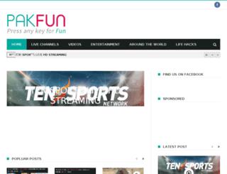 pakfun.net screenshot