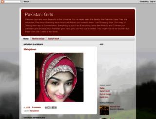 pakigirls2013.blogspot.com screenshot