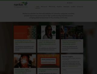 pakistan.navitas.com screenshot