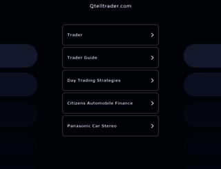 pakistan.qtelltrader.com screenshot