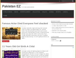 pakistanez.com screenshot
