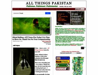 pakistaniat.com screenshot