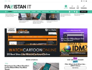 pakistanit.com screenshot