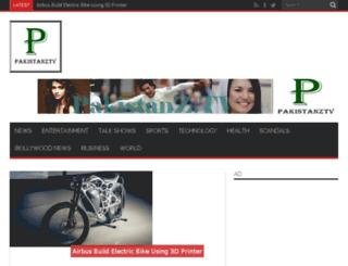 pakistanz.tv screenshot