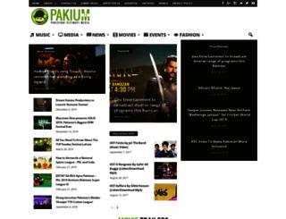 pakium.com screenshot