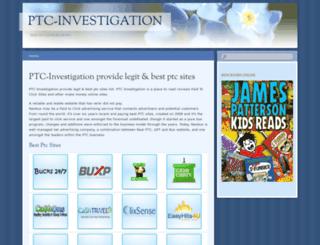 paklegitptc.wordpress.com screenshot