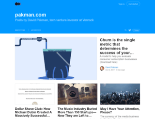 pakman.com screenshot