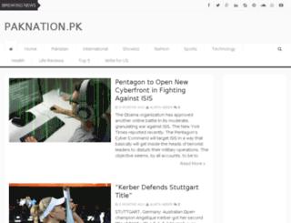 paknation.pk screenshot
