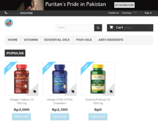 paksupplement.com screenshot